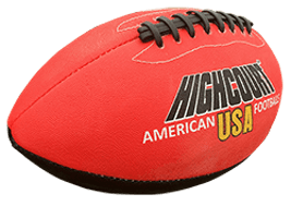 Bespoke American Footballs