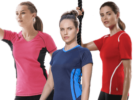 Ladies Sports Shirts