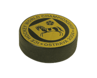 Hockey Puck Stress Balls