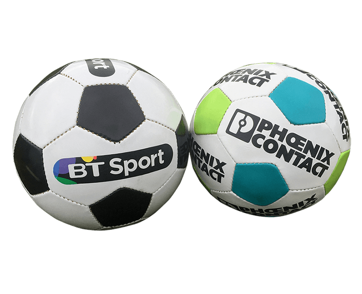 6, 28 and 22-Panel Footballs