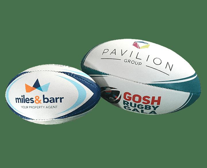 Midi and Mini Rugby Balls