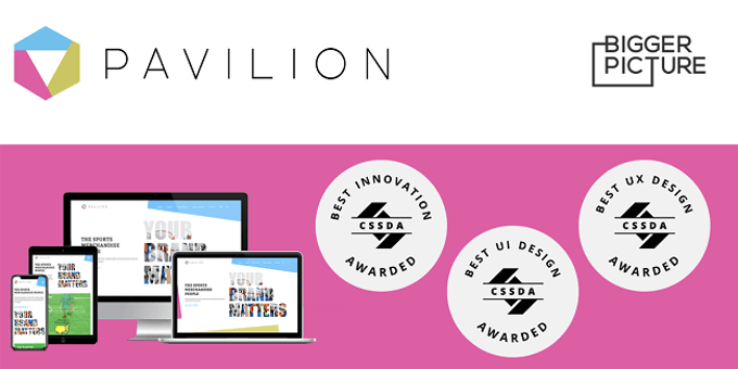 css-design-awards-pavilion-promotional